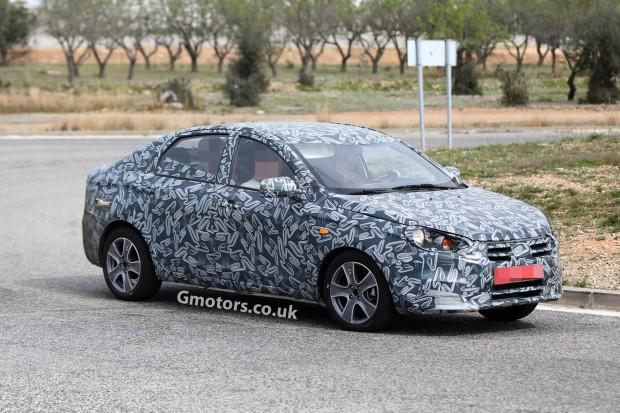New Dacia Logan On The Way?