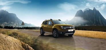 Dacia Extends Its Powertrain Offer With The Introduction Of Easy-R Automated Manual Transmission And Presents The Duster Edition 2016 At Frankfurt Motorshow