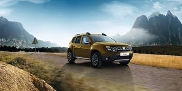 Dacia At 2015 Frankfurt Motor Show