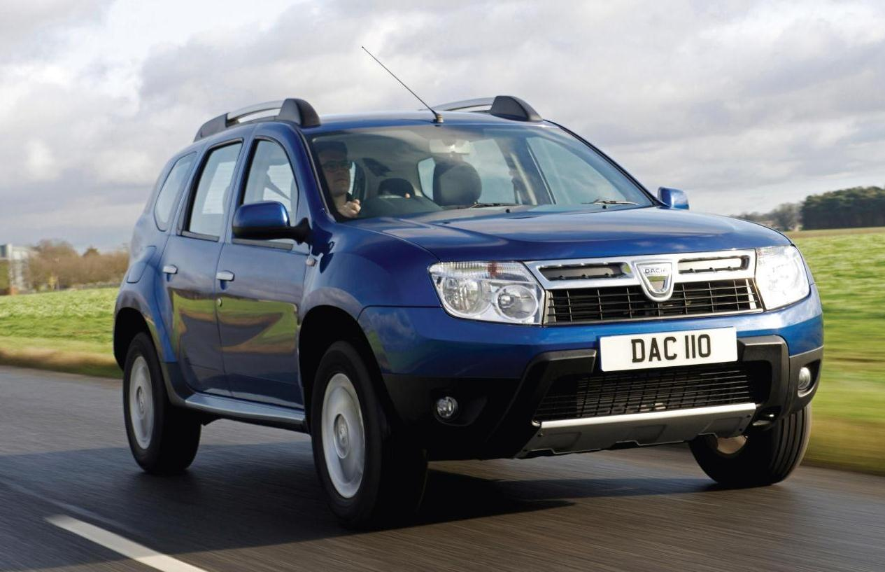 Europe's Hottest Car: The No-Frills Dacia