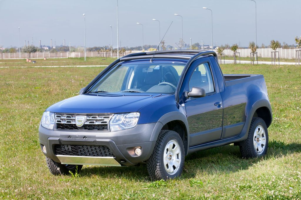 Dacia Quietly Launches Limited-Edition Duster Pick-Up