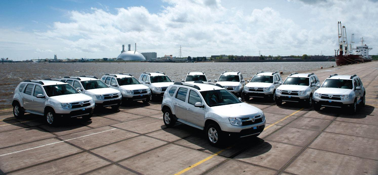 Dacia Celebrates Record-Breaking First UK Anniversary