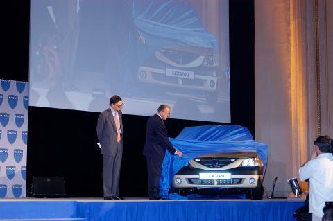 10 Years Since The Launch Of Dacia Logan In Romania