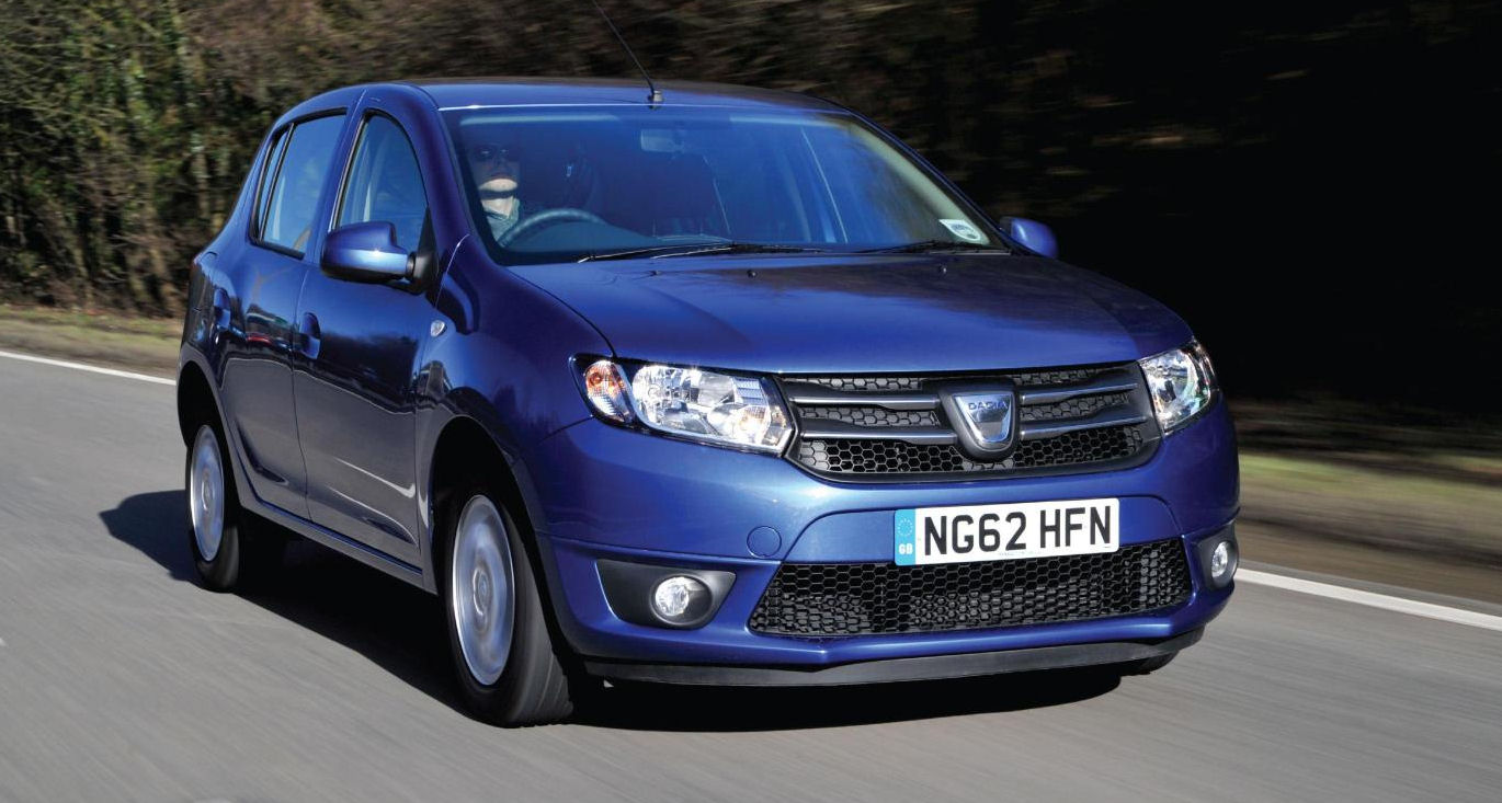 Dacia Sandero - Small Hatchback Of The Year!