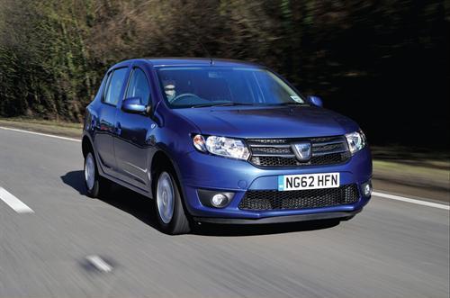 Dacia Sales Already Ahead Of 2013 Total