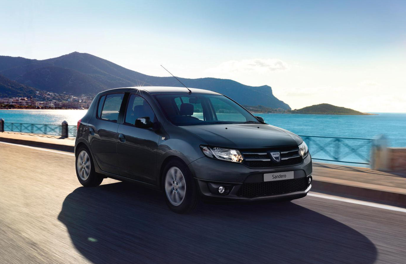 Dacia Launches Sandero Midnight Limited Edition