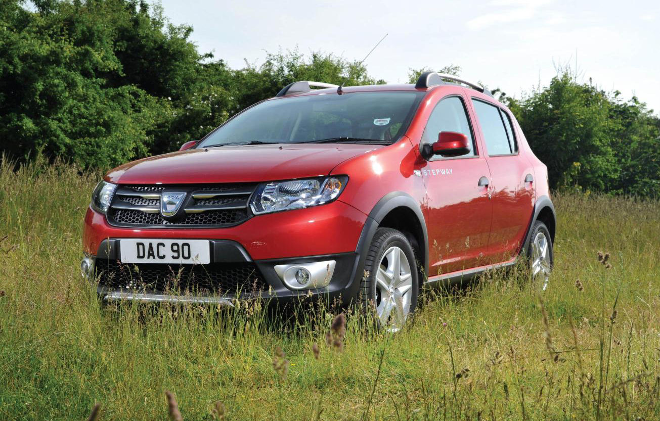 Dacia Hits Three Million Sales