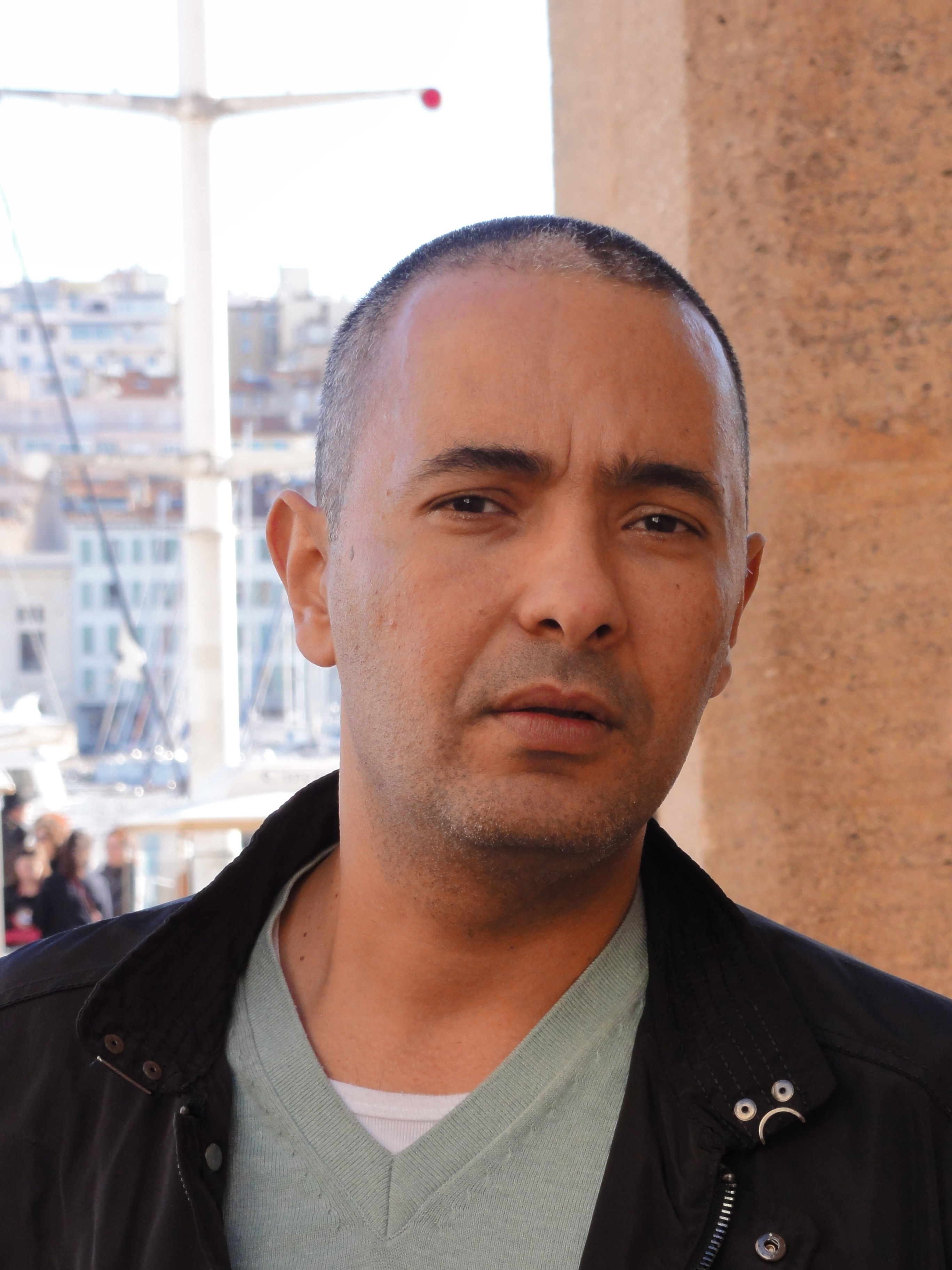 Kamel Daoud, Winner Of The Goncourt List – Romanian Student's Choice For 2014, In Romania