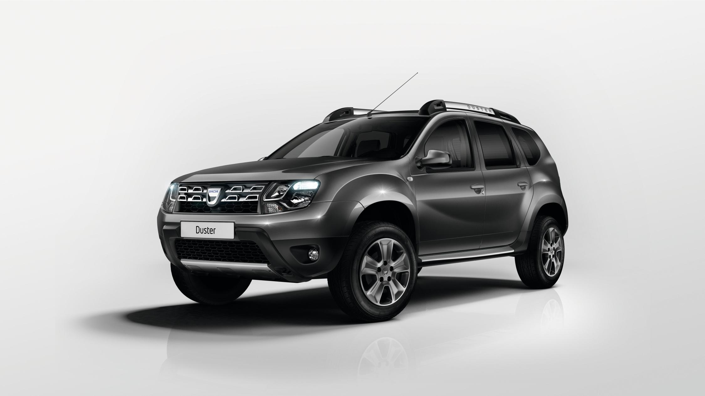 Dacia News At The 2016 Geneva Motor Show