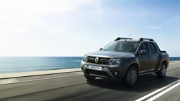 Renault Duster Oroch and Renault Sandero R.S. 2.0: two world premieres at Buenos Aires Motor Show