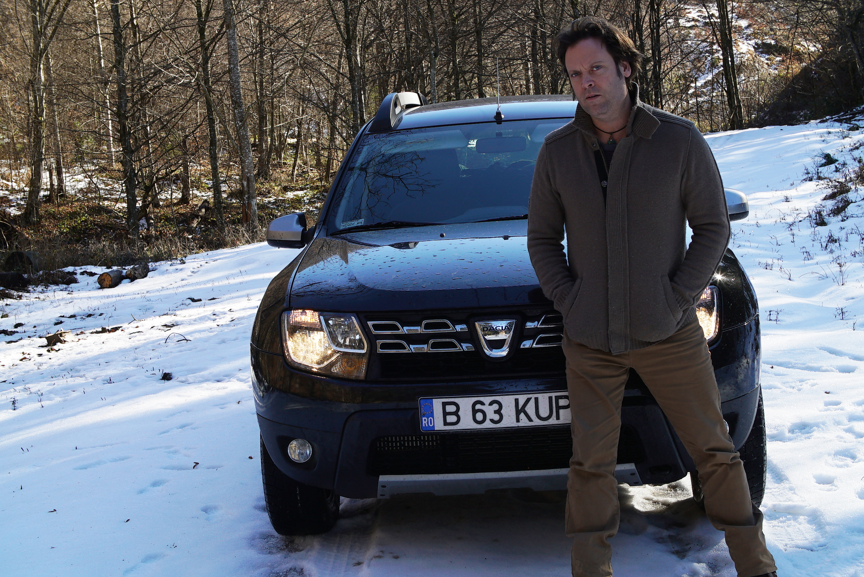 """Wild Carpathia"" Wandered All Around Romania In Dacia Duster"